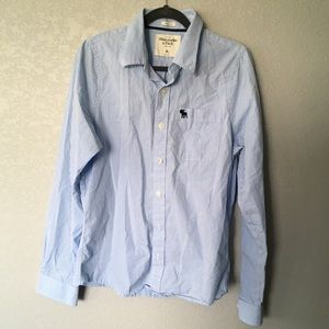 Abercrombie & Fitch Muscle Long Sleeve Shirt